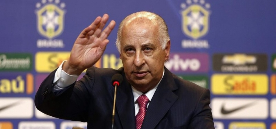 Fifa decide manter suspensão de Del Nero por mais 45 dias