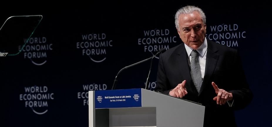 Temer pode recorrer à OMC contra tarifas de aço de Trump
