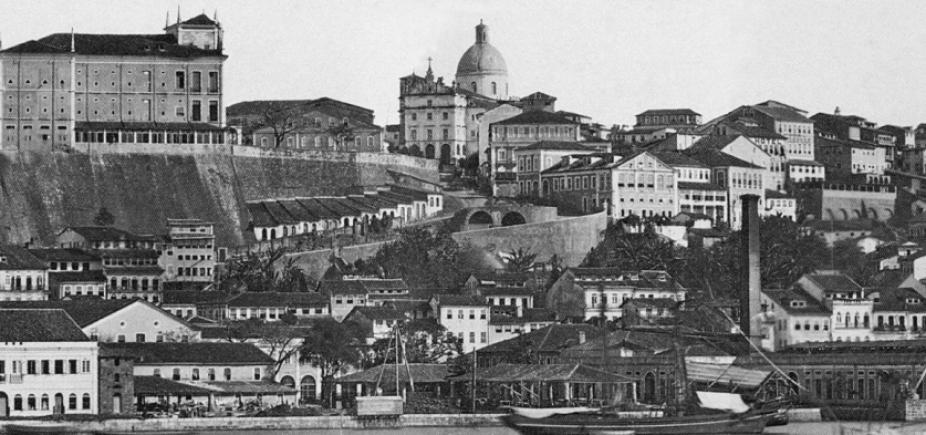 Mostra gratuita revela a Salvador do século 19