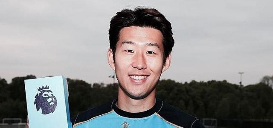 Tottenham pode perder Son por dois anos para o exército coreano