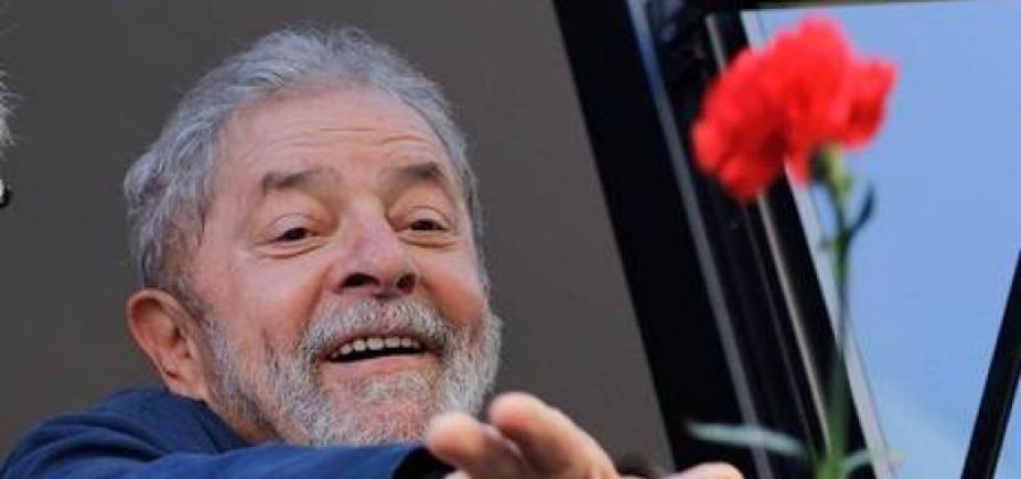 Prisão que acolher Lula terá acampamento com flores, diz coluna