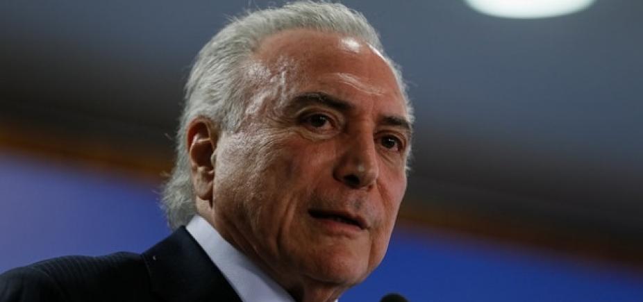 Por medo de desgaste, Temer cancela viagem ao Rio após morte de Marielle