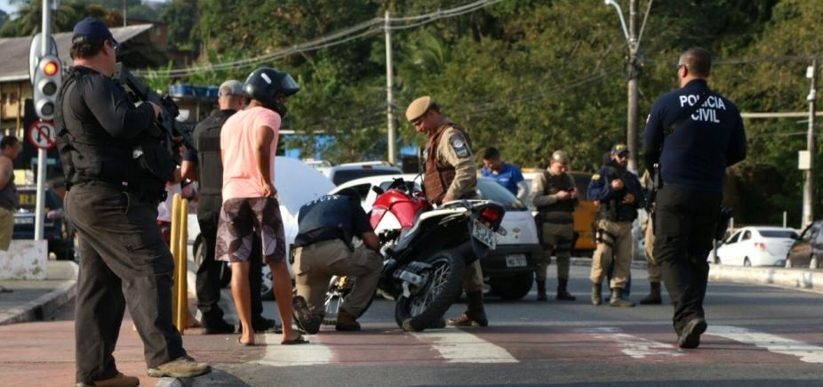 Furtos e roubos de carros diminuem 6% em Salvador no início de 2018