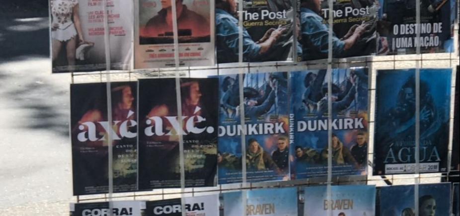 Mesmo a R$ 20, filme Axé é pirateado em Salvador