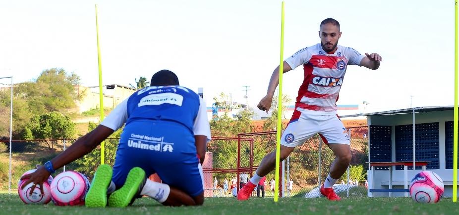 De olho na próxima fase do Nordestão, Bahia recebe Altos
