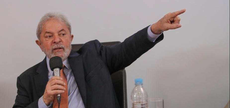TRF-4 marca julgamento de recurso de Lula, diz site