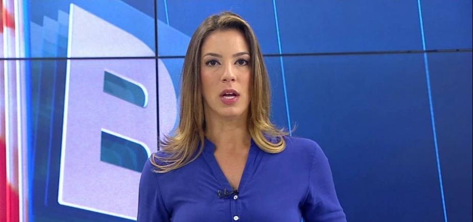 Jéssica Smetak deixa a Rede Bahia e assina com a Record