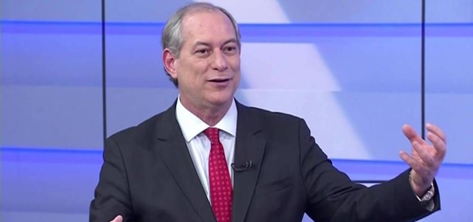 Ciro Gomes terá de indenizar por xingar ex-deputado