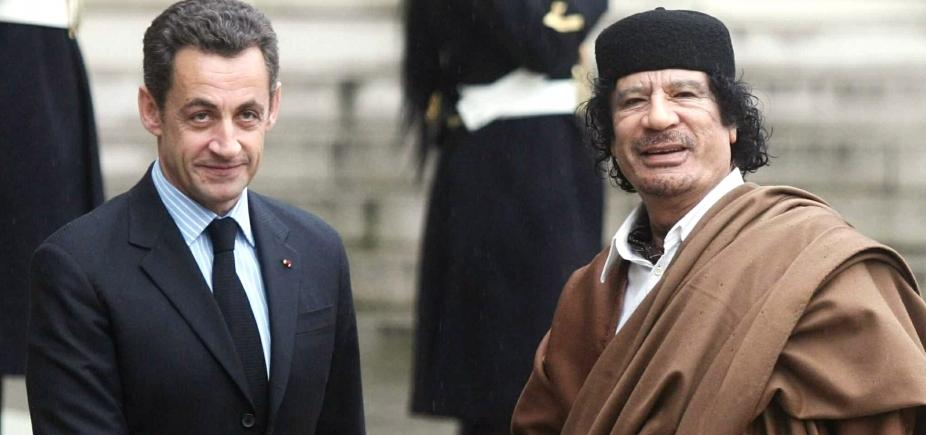 Pelo segundo dia seguido, Sarkozy depõe sob custódia na França