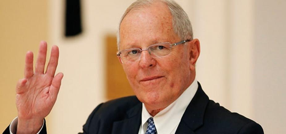 PPK apresenta renúncia à presidência do Peru, diz imprensa local