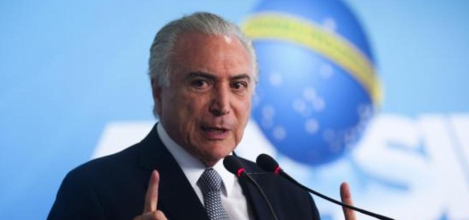 Michel Temer se prepara para enfrentar terceira denúncia da PGR, diz coluna