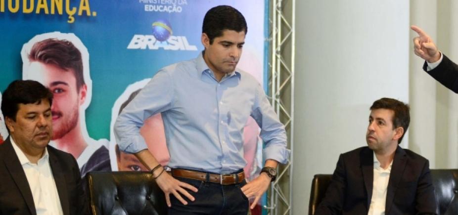 Neto e Mendonça Filho vão indicar técnico para o MEC