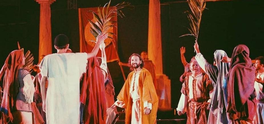 Salvador terá Paixão de Cristo na Praça Municipal