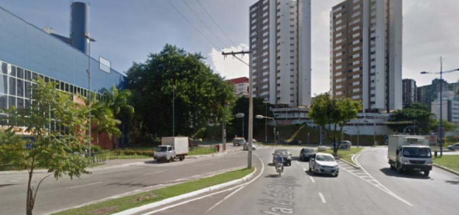 Mais de 30 clientes continuam sem energia elétrica na Avenida Bonocô