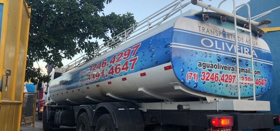 Marina tinha seguro e vai ressarcir danos; moradores fazem ʹvaquinhaʹ por caminhão-pipa