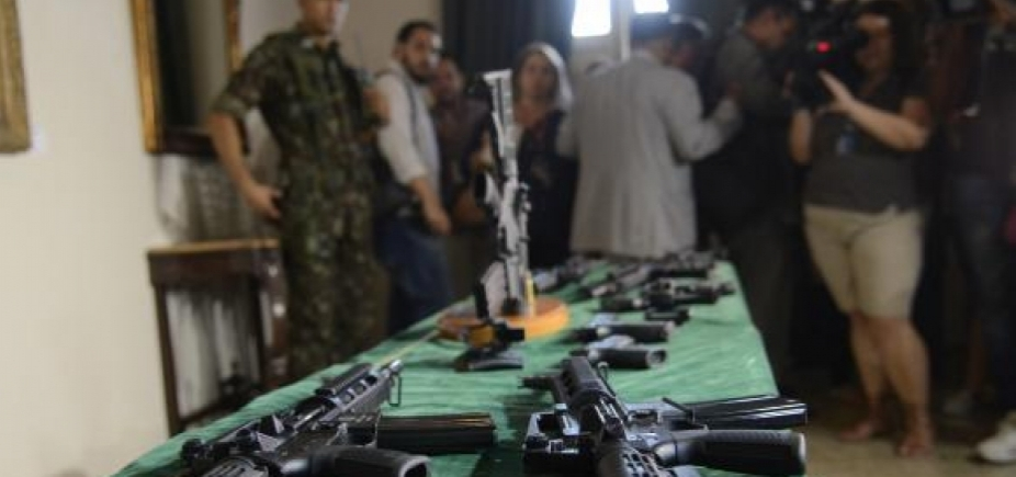 Ex-militar do Exército é preso em operação contra o tráfico de armas em Brasília