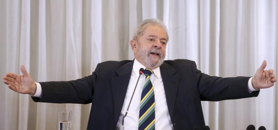 'Quero que a Suprema Corte analise o mérito do processo', diz Lula