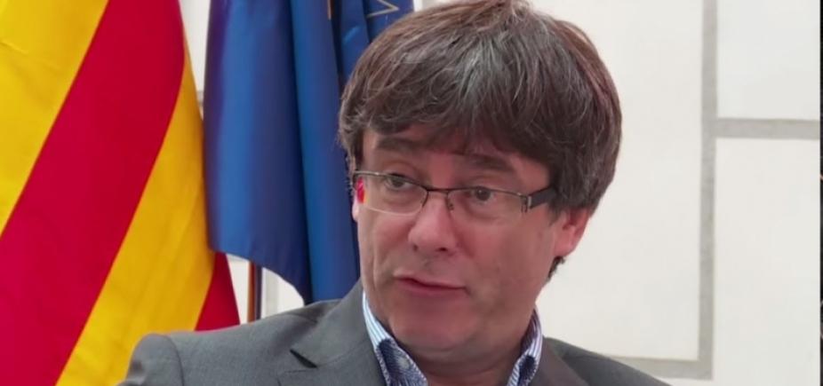 Ex-presidente da Catalunha é preso na Alemanha