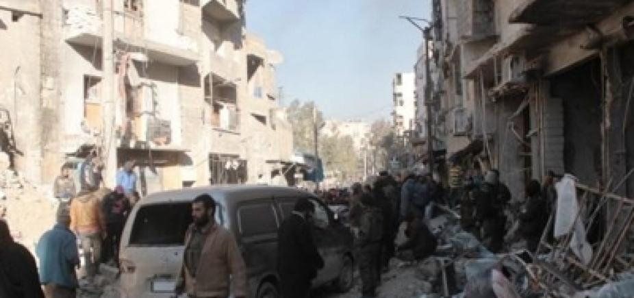 Síria: 26 soldados morrem em combate