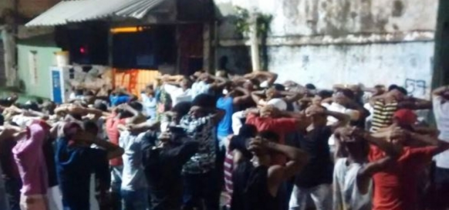 PM coíbe festa paredão em Santa Mônica