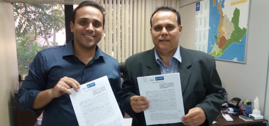 Secretaria Municipal da Educação e NACPC fecham parceria