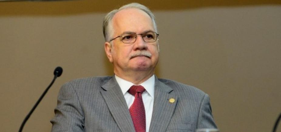 Fachin nega recurso de Lula contra envio de denúncia à Justiça Federal do DF