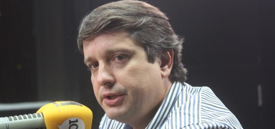 Fabrizzio Müller promete app da Zona Azul ʹmuito em breveʹ
