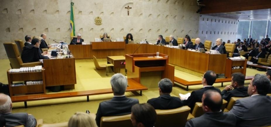 Ala do STF defende discutir prisão em segunda instância antes do caso Lula
