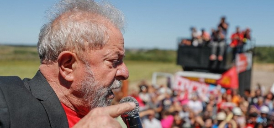 Engenheiro de obra em sítio diz que encontrou jogo de tabuleiro com nome de Lula