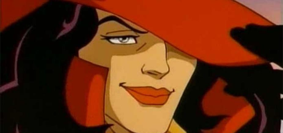 Netflix irá produzir série baseada na personagem Carmen Sandiego