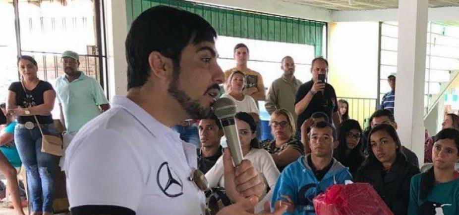 Marcell diz que permanência no PV depende de Neto, mas nega conversa com PSC