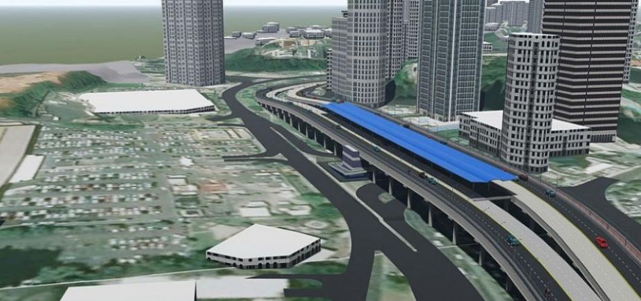 Obras de implantação do BRT de Salvador começam amanhã