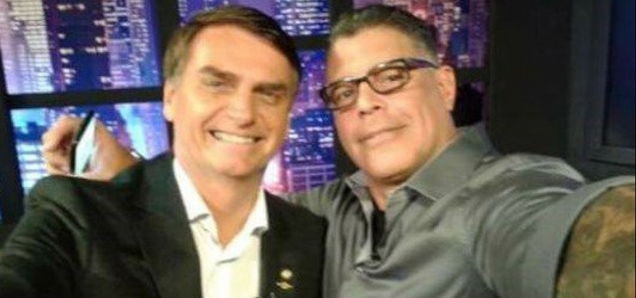 Bolsonaro quer Alexandre Frota para o Ministério da Cultura