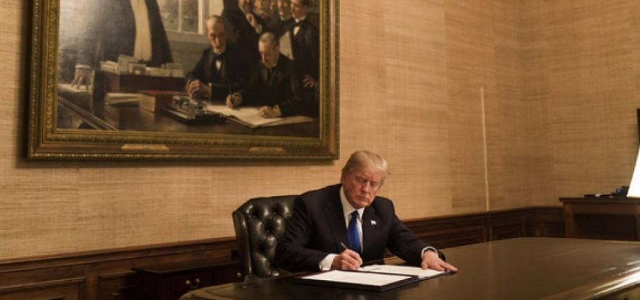 Trump diz que o direito de ter armas nunca será revogado