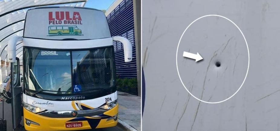 MBL acompanhou Lula durante caravana, mas nega ter visto tiro