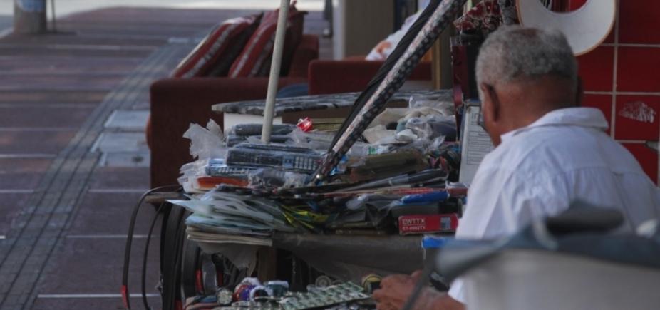 Crise na Baixa dos Sapateiros prejudica até comerciantes informais