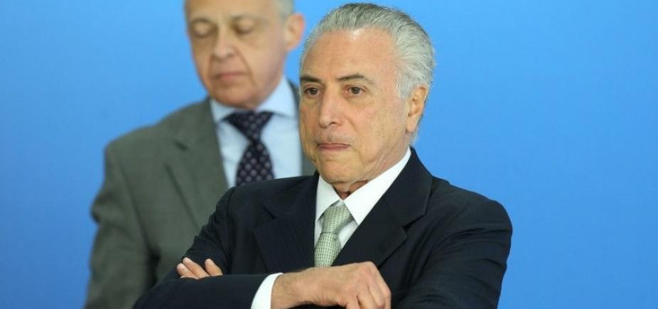 Planalto vê cerco político e teme investigações mais amplas contra Temer