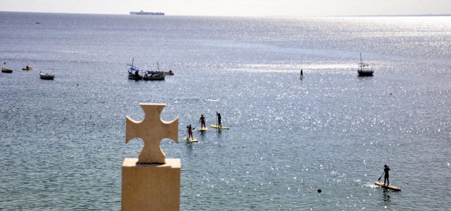 Saiba quais praias estão impróprias para banho neste domingo em Salvador