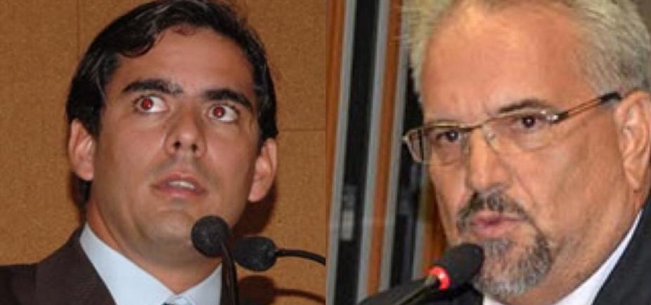 Detran suspende CNH de dois deputados estaduais