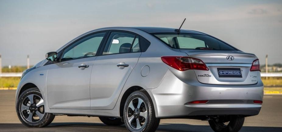 Hyundai anuncia recall de seus modelos de carro mais vendidos no Brasil