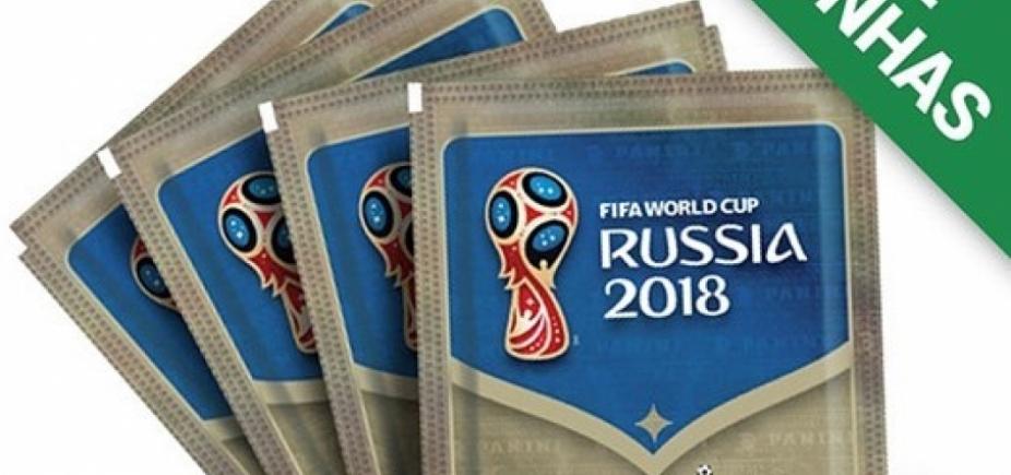 Homem invade banca em SP e rouba 15 mil figurinhas da Copa do Mundo