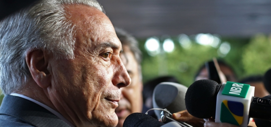 Dono da Rodrimar relata à PF suposta fala de Temer: ʹVou ver o que posso fazerʹ