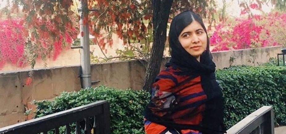 Malala retorna à cidade natal pela primeira vez desde atentado