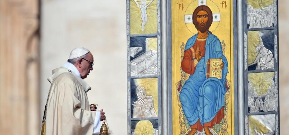 Em mensagem pela Páscoa, Papa condena ʹextermínioʹ na Síria