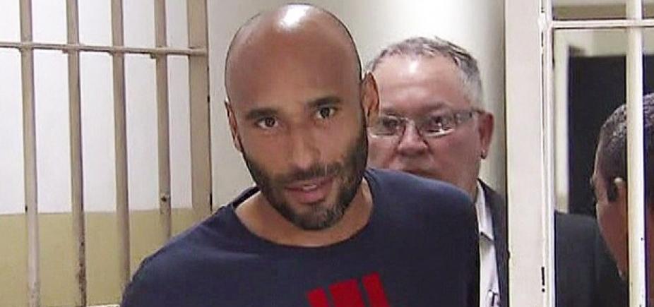 Filho de Pelé vira técnico informal na prisão