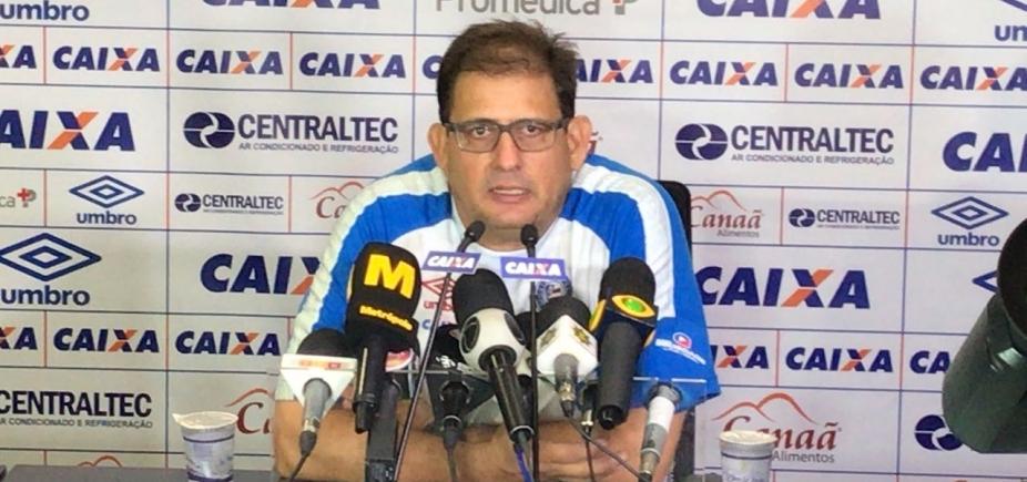 ʹÉ uma vantagem que não decide nadaʹ, diz Guto após triunfo sobre o Vitória