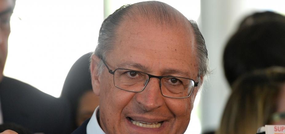 Na campanha, Alckmin deve deixar Norte e Nordeste para depois