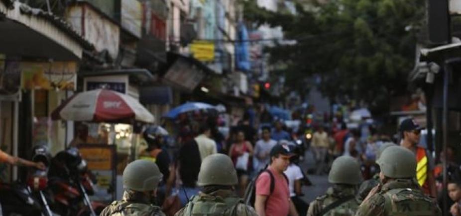 Dois em cada três brasileiros apoiariam intervenção na Segurança, diz pesquisa