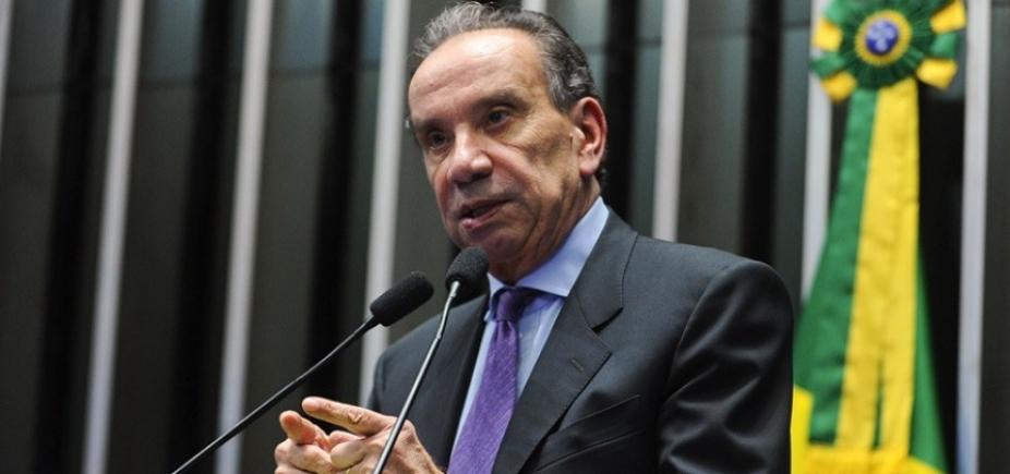 PF investiga suposto caixa dois para senador Aloysio Nunes