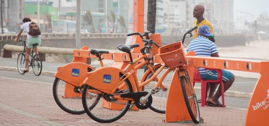Bike Salvador retorna às ruas com anuidade bem mais cara; veja